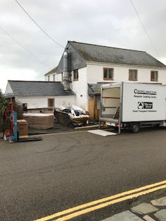 Nathan Outlaw bespoke induction stove delivery