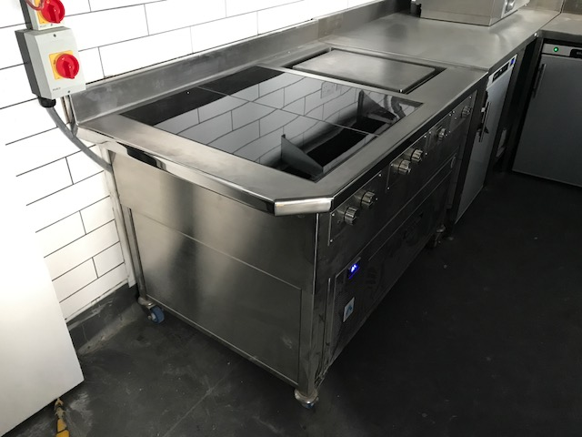 Pascere induction cooking