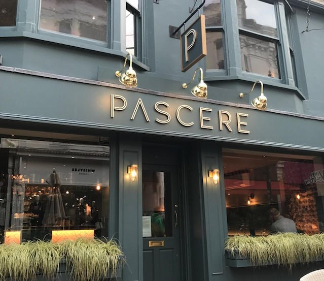 Pascere new induction suite