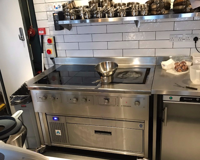induction stove Pascere