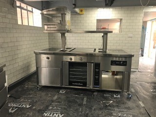 Bespoke Cooking Suite Induction Cooker Salamander Plancha