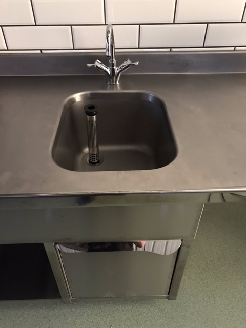 Induction suite sink2