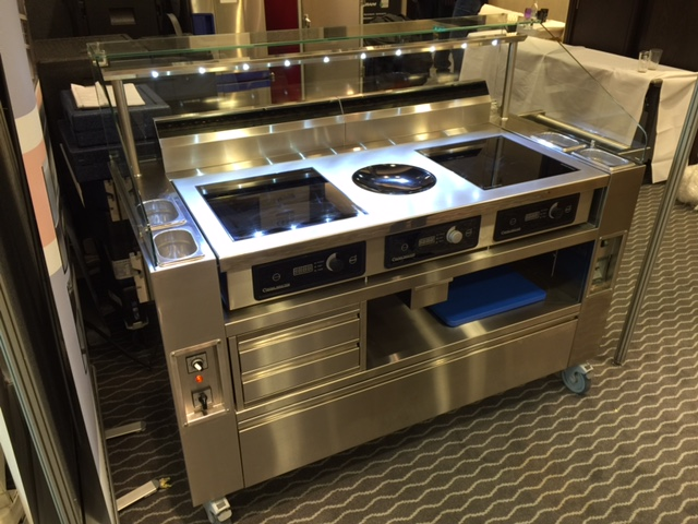 Control Induction Clean AIr Cookline 2