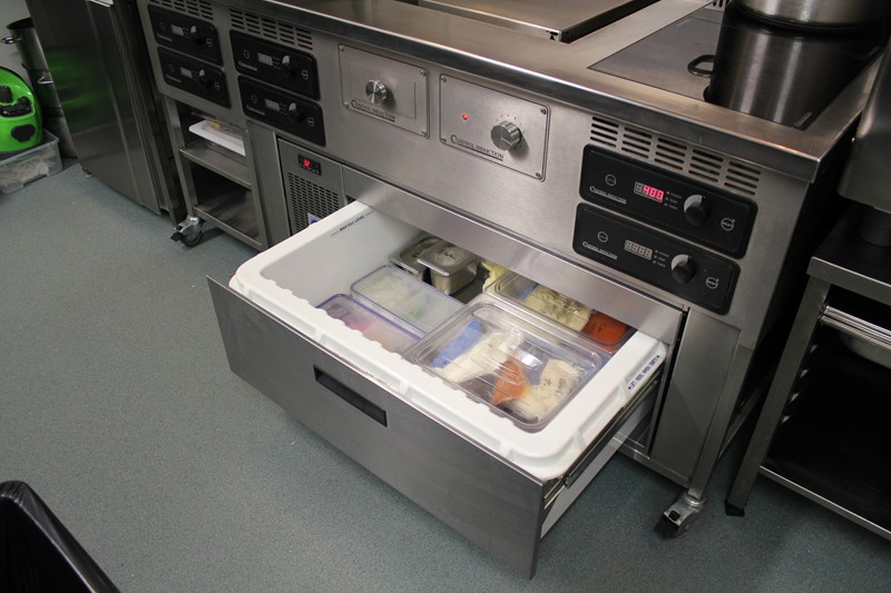 Lumiere suite adande fridge